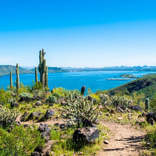 Yavapai Point Trail
