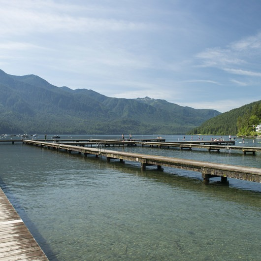 Cultus Lake Provincial Park