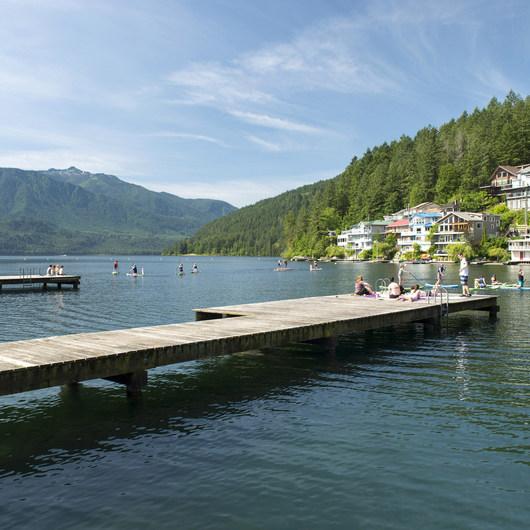 Cultus Lake Resort Bc: Silver Lake Park Campground