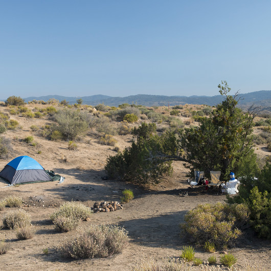 Bowen Ranch Campsites