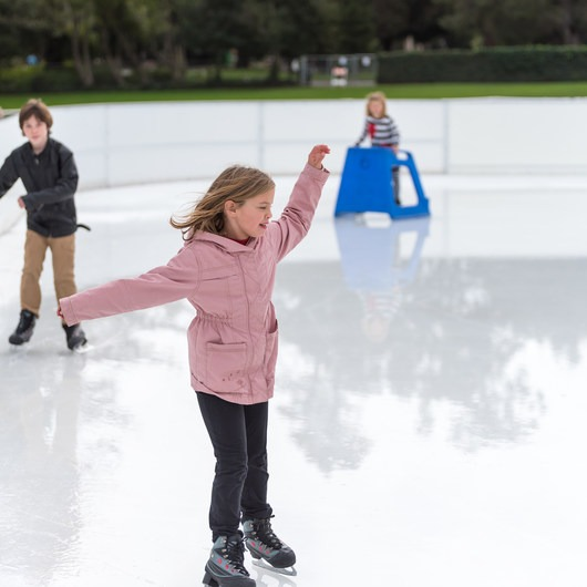 San Mateo On Ice