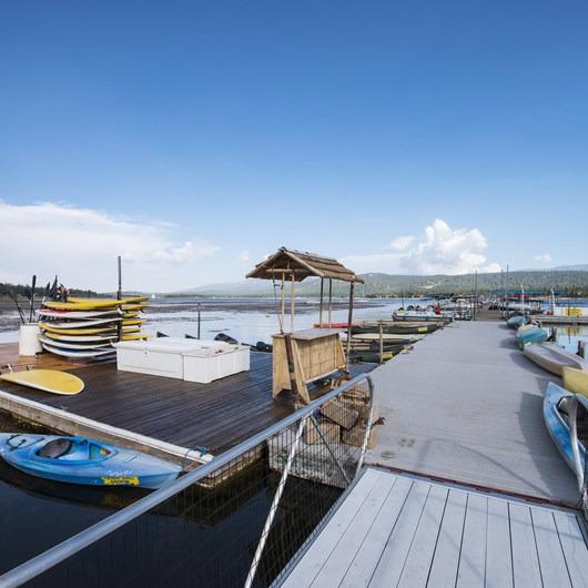 Captain John's Fawn Harbor + Marina