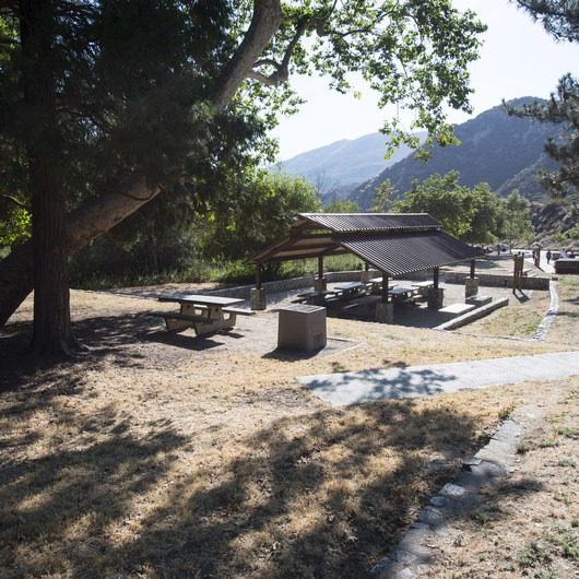 Thurman Flats Picnic Area