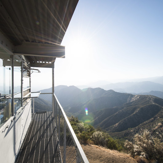 Morton Peak Fire Lookout Tower