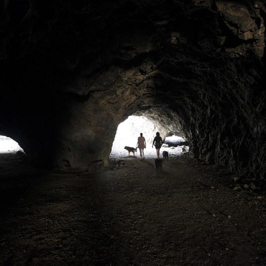 Bronson Caves