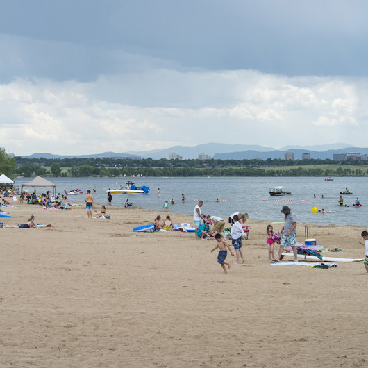 Cherry Creek Swim Beach + Day Use Area