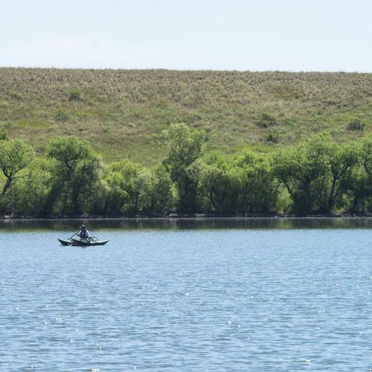 Dixon Reservoir