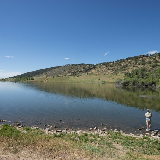 Dixon Reservoir Loop Trail