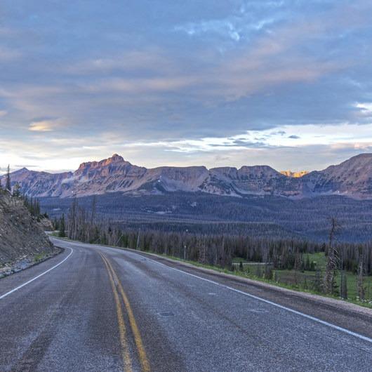Mirror Lake Scenic Highway