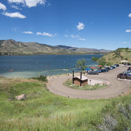 Sunrise Day Use + Swimming Area