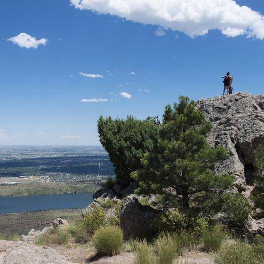 Arthur's Rock Hike