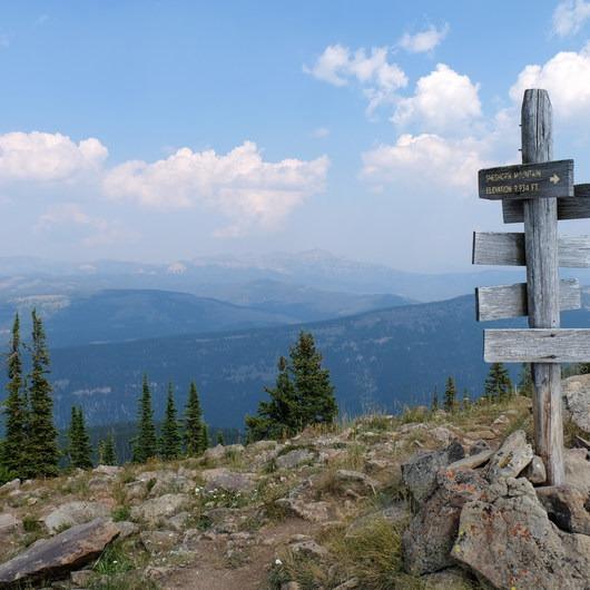 Cinnamon Mountain Lookout