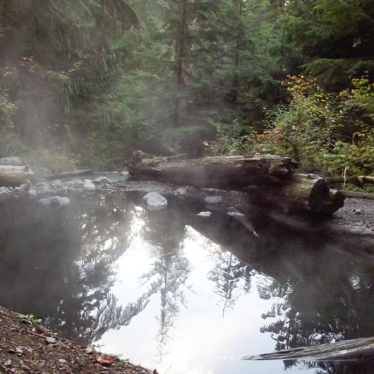 Mount Baker Hot Springs