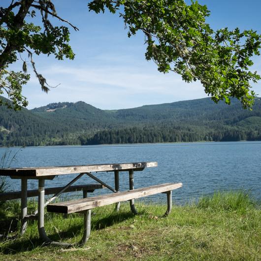 Baker Bay Park, Dorena Reservoir