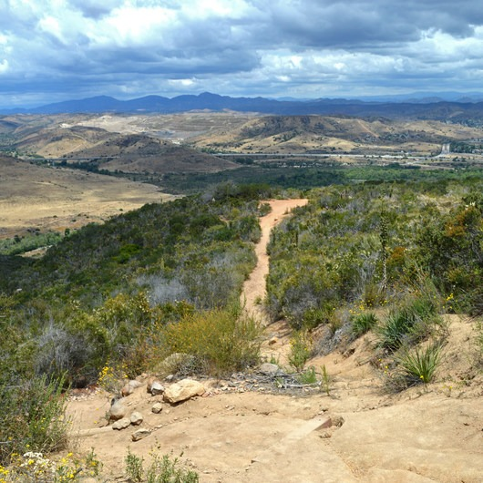 Kwaay Paay Peak Trail
