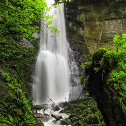 Bulson Creek Falls