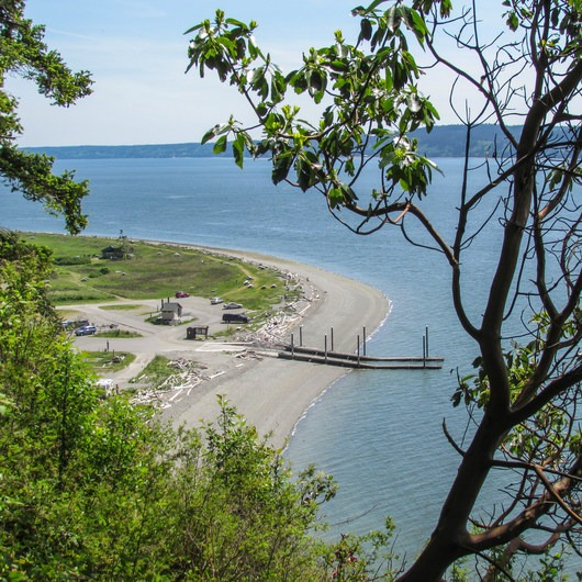 Camano Island State Park Loop Trails
