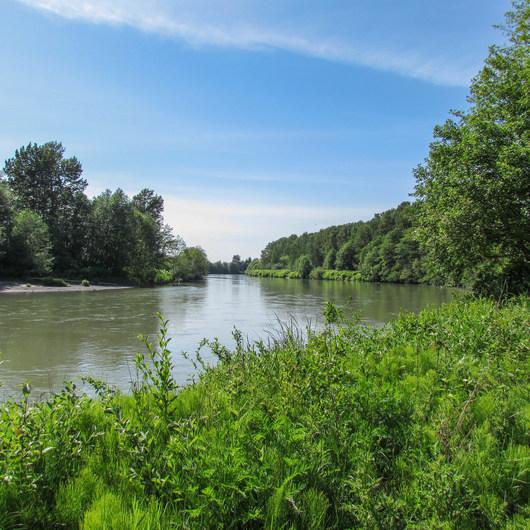 River Dike Trail