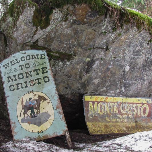 Monte Cristo Ghost Town