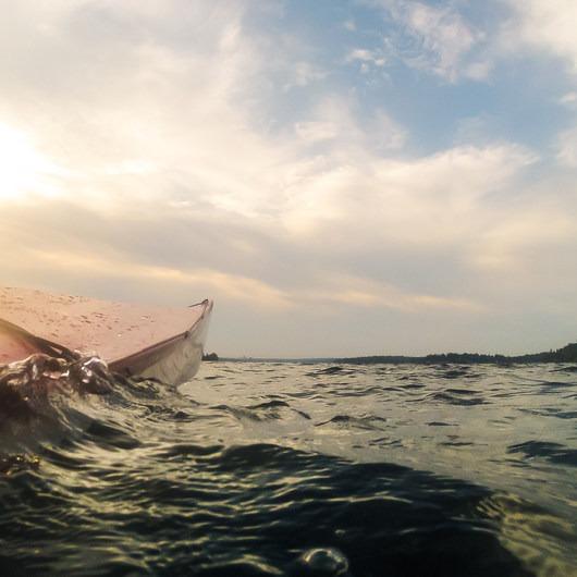 Mercer Island Sea Kayaking Loop