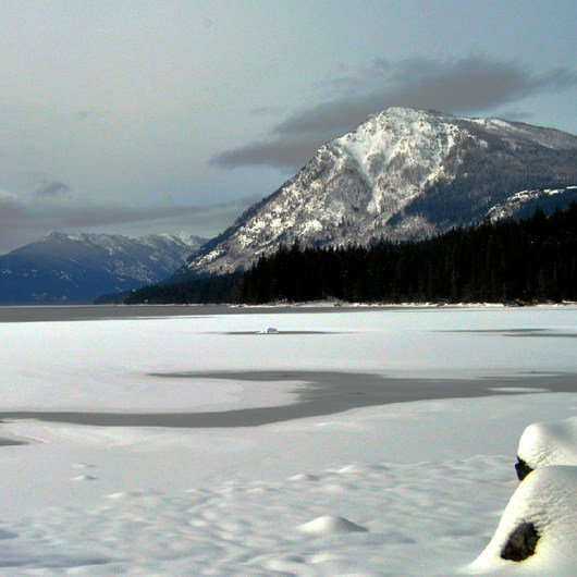 Lake Wenatchee State Park North Loop