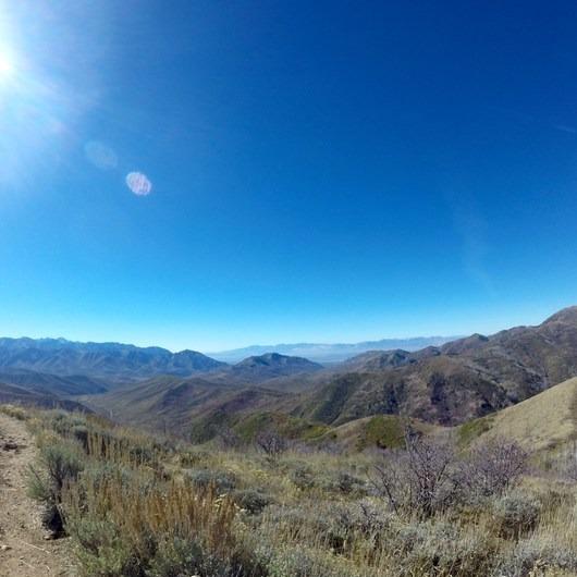 Big Mountain Summit Hike