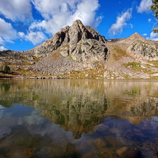 Gore Lake Hike via the Gore Creek Trail