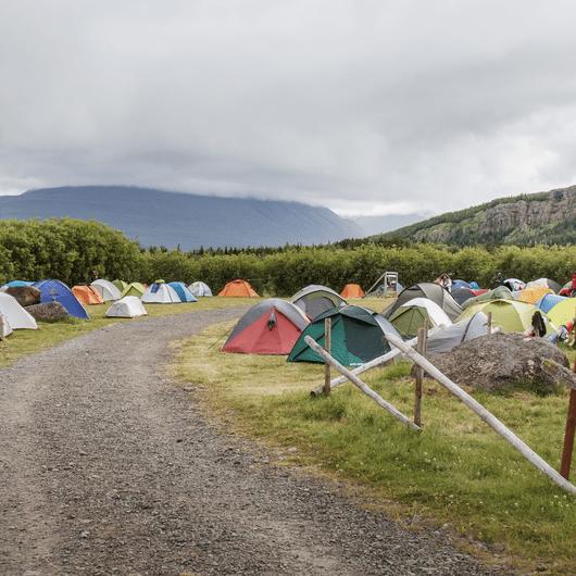 Hamrar Campground
