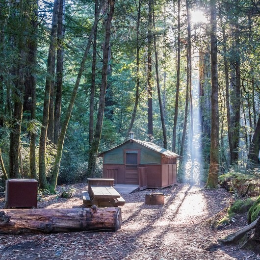 Huckleberry C&ground - Big Basin Redwoods State Park & Jay Trail Camp | Outdoor Project