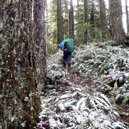Eula Ridge Hike