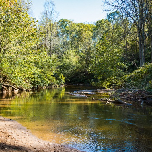 Hominy Creek Greenway