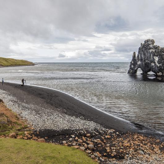 Hvítserkur Rock Formation