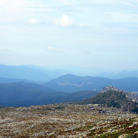 Mount Washington: Lion Head Trail Summer Route