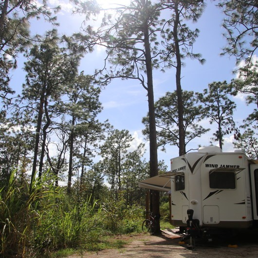 Wekiwa Springs State Park Campground