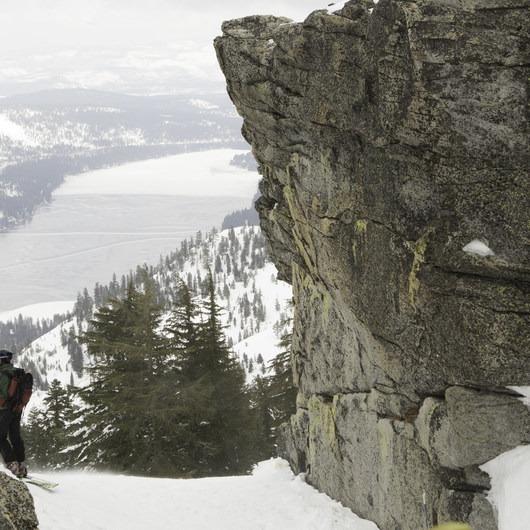 The Lake Run: Judah Ridge to Donner Lake