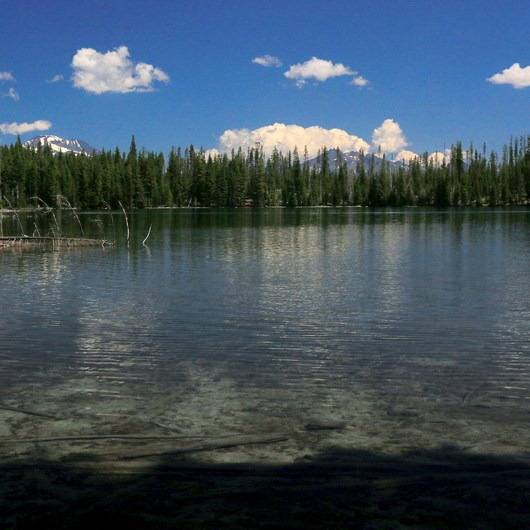 Lucky Lake Hike