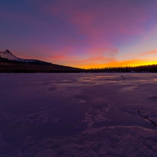 Big Lake Snowshoe