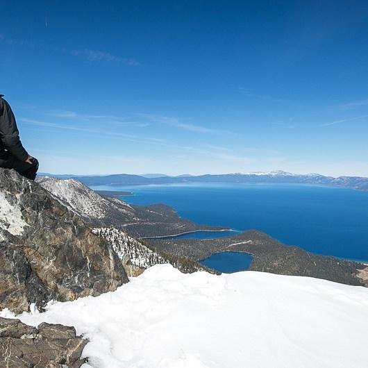 Mount Tallac, Glen Alpine Trail