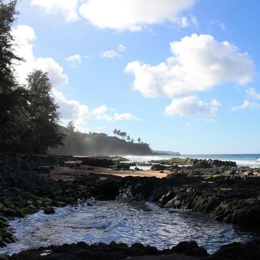 Secret Beach/Kauapea Beach