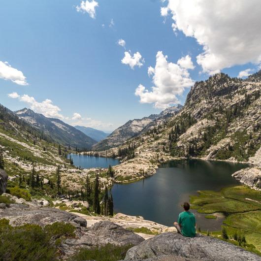 Canyon Creek Lakes
