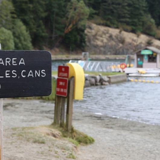 Orcas Island: Cascade Lake