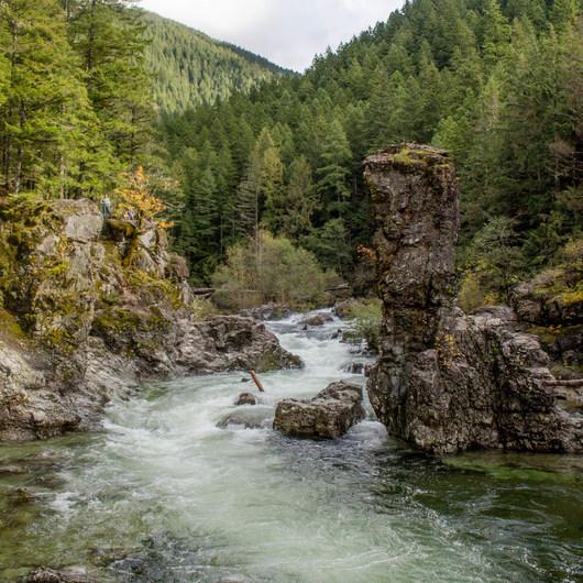 Opal Creek: Mine to Three Pools