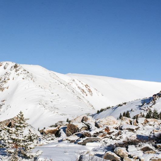 Berthoud Pass Ski Area