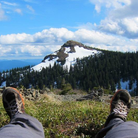 Silver Star Mountain via Ed's Trail + Silver Star Trail