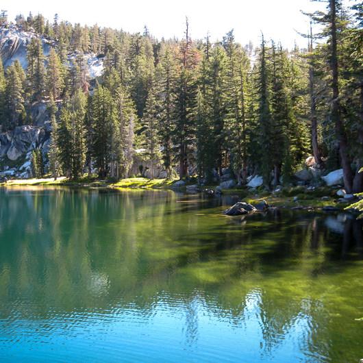 Ten Lakes