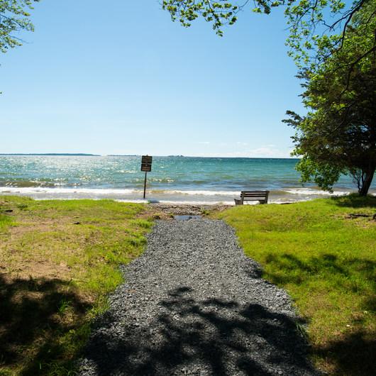 Westcott Beach Campground