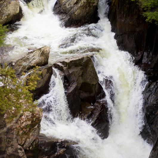 Big Falls State Park
