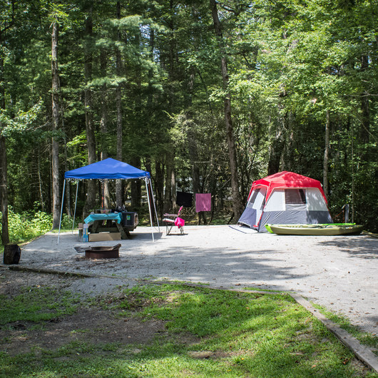 Indian Boundary Campground