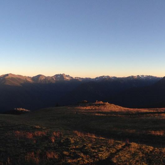 Blue Mountain Summit + Rain Shadow Loop