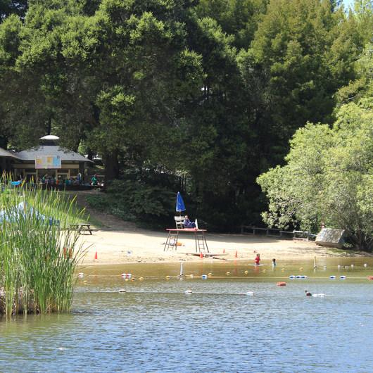 Lake Anza